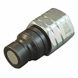 Hydraulic Quick Coupler, Male, 1/4 In