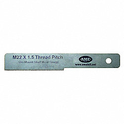 Uni-Mount Thread Gauge, M22