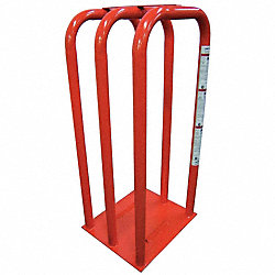 Tire Inflation Cage, 3 Bar