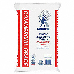 Water Softener Salt, Commercial, 50 lb