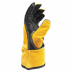 Welding Gloves, TIG, Large, PR