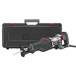 Reciprocating Saw, 3200 spm, 7.4 lb., 120V