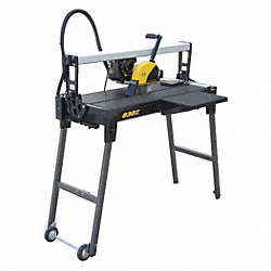 Bridge Tile Saw, Wet Cut, Elc, 8 In. Blade