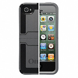 Reflex Phone Case, iPhone 4S, Gray