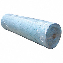 Oil Sorbent Roll, 96 gal Sorbed