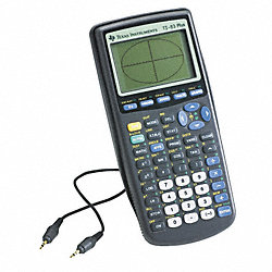 Graphing Calculator, LCD, 16x8 Digit