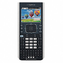 Color Graphing Calculator, LCD