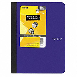 Notebook, 9-3/4 x 7-1/2 In.