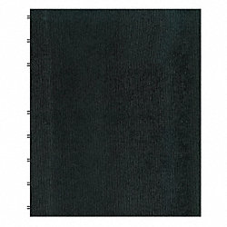 Notebook, 11 x 9-1/16 In, Blue