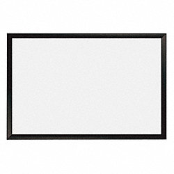 Dry Erase Board, Magnetic, White