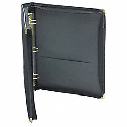 Binder, O-Ring, 1-1/2 In, Black