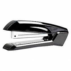 Desktop Stapler, 20 Sheet, Black