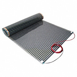 Floor Heating System, 120 sq. ft, 240V