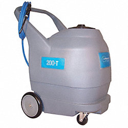 Transport Cart, Cord Electric, 46 Gal.