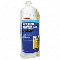 Water Htr Insulation Blanket, 25x9-3/4In