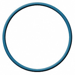X-Ray and Metal Detectable O-Ring, Round