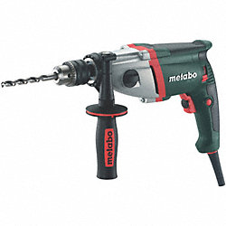 Corded Hammer Drill 2-Speed, 1/2 In