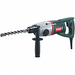SDS Plus Rotary Hammer, 5.6 A, 1 In