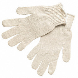 Sting Knit Gloves, Cotton/Polyester, XS, PR