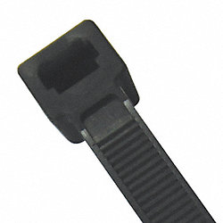 Cable Tie, 7.9in, Pk100