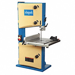 Vertical Band Saw, 10 In