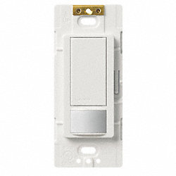 Vacancy Sensor, 120-277 Volts, White
