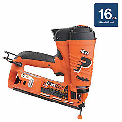 Cordless Finishing Nailer, Angled