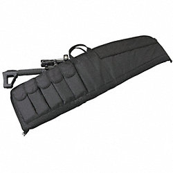 Tactical Rifle Case, 41 In., Black
