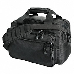 Deluxe Range Bag, Side Armor, Black