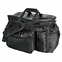 Patrol Bag, Side Armor, Black