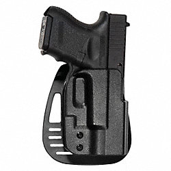 Holster, RH, Glock 17, 22, 19, 23, Black