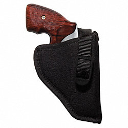 Holster, RH, 2 to 3 In, Black