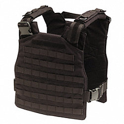 Plate Carrier Vest, Universal, Black