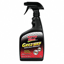 Degreaser, 32 oz, Citrus, PK 12