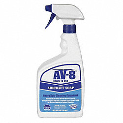 Aircraft Soap, 24 oz, Mild, PK 12