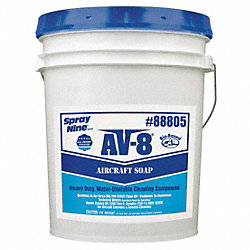 Aircraft Soap, 5 gal.