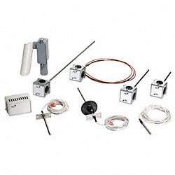 Temperature Sensor, Wall Mount