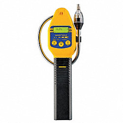 Multi-Gas Detector, LEL/CO, Yellow