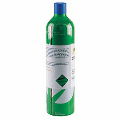 Calibration Gas, H2S, 58L