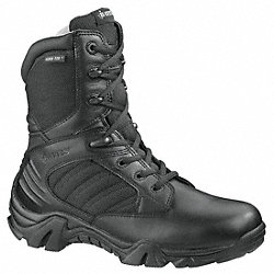 Boots, Composite, Mens, 11-1/2EW, Black, PR