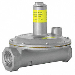 Line Pressure Regulator, 1-1/4 In FNPT