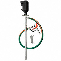 Drum Pump, 220V, 0.8 HP, For IBC