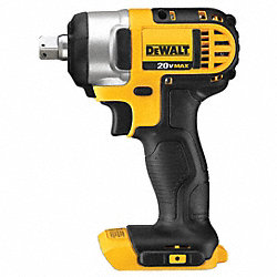 Cordless Impact Wrench, 20.0V, 1/2 In.