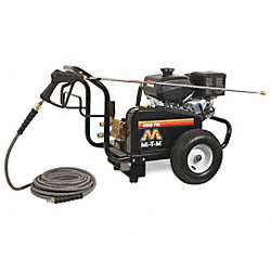 Portable Pressure Washer, 4000 PSI, 429CC