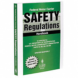 FMCSR Regulation Pocketbook, 608 Pages