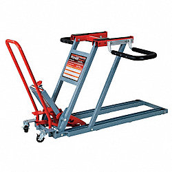 Lawn Mower Lift, 750 Lb. Cap.
