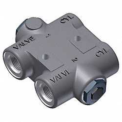 Hydraulic Check Valve, 5/8 In