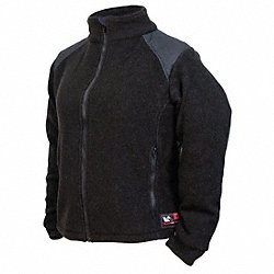 Womens FR Jacket, HRC2, Black, M