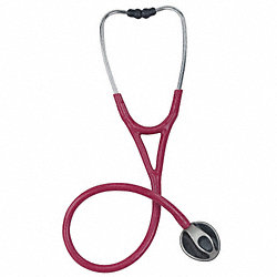 Stethoscope, Adult, Burgundy