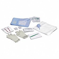 Disp. Obstetrical Kit, Emergency, 15x10 in
